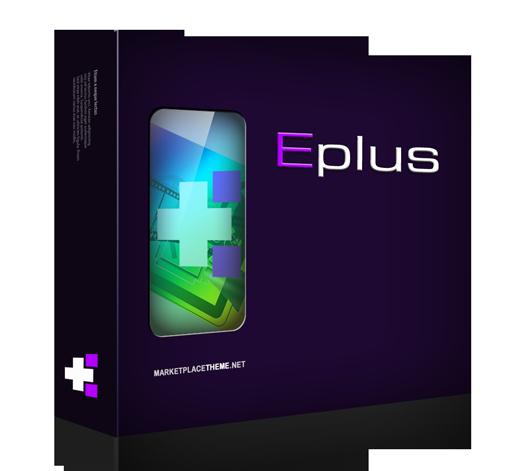 E-plus-plugin page builder